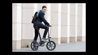 THE ONE - 가장 가벼운 접이식 전기자전거 [크라…
