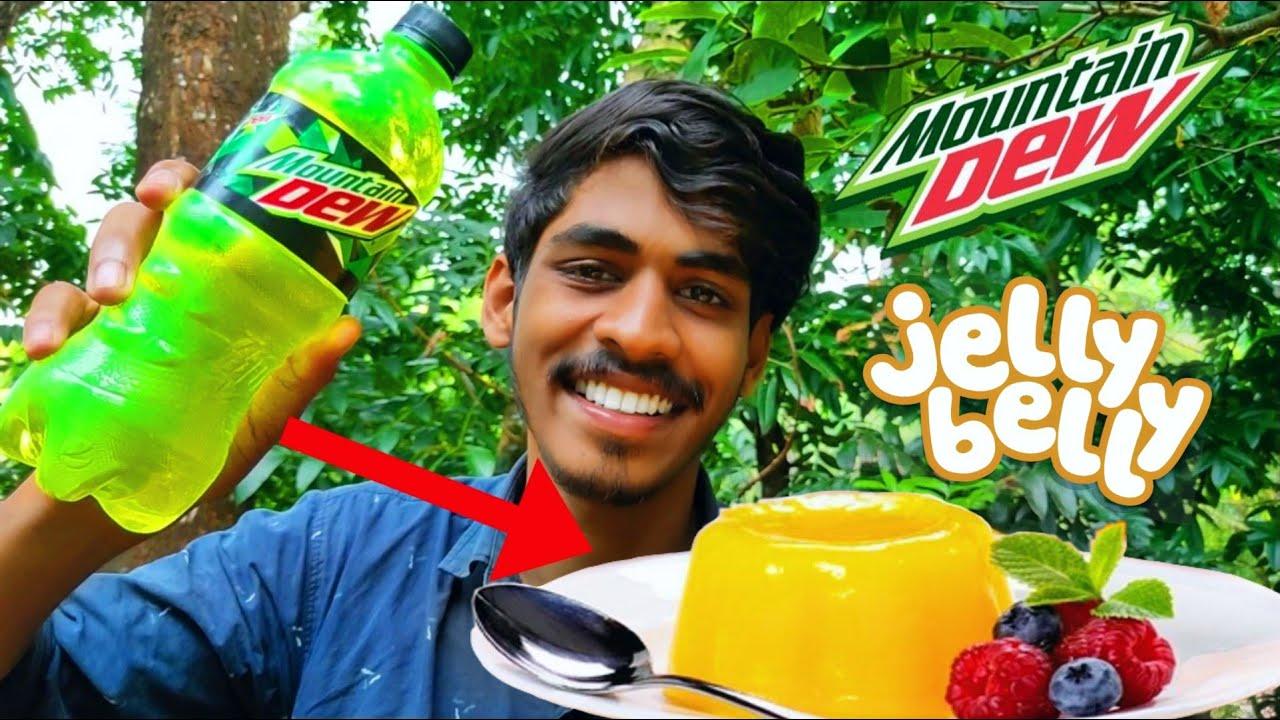 Mountain Dew Jelly ഇനി വീട്ടിൽ ഉണ്ടാക്കാം   NEW EXPERIMENT   Arjun talks