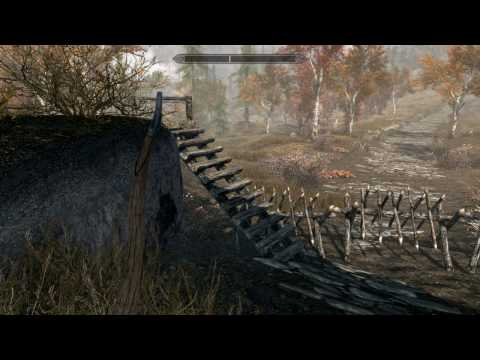 SkyrimSE eps #10 Ganci Discovered Fort Greenwall