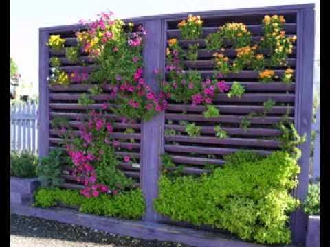 Garden structure ideas - YouTube
