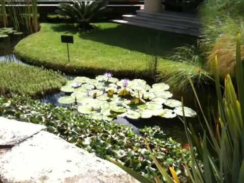 La vila jardin mediterr neo youtube for Jardin villa xavier jiutepec