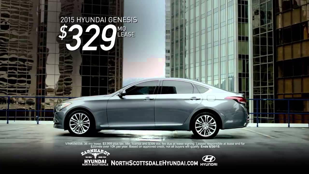Earnhardt Hyundai Scottsdale >> 2015 Hyundai Genesis Earnhardt Hyundai North Scottsdale Youtube