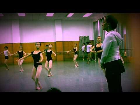 MODAS DANCE & ADC/IBC WORKSHOP @ The Shanghai Theater Academy