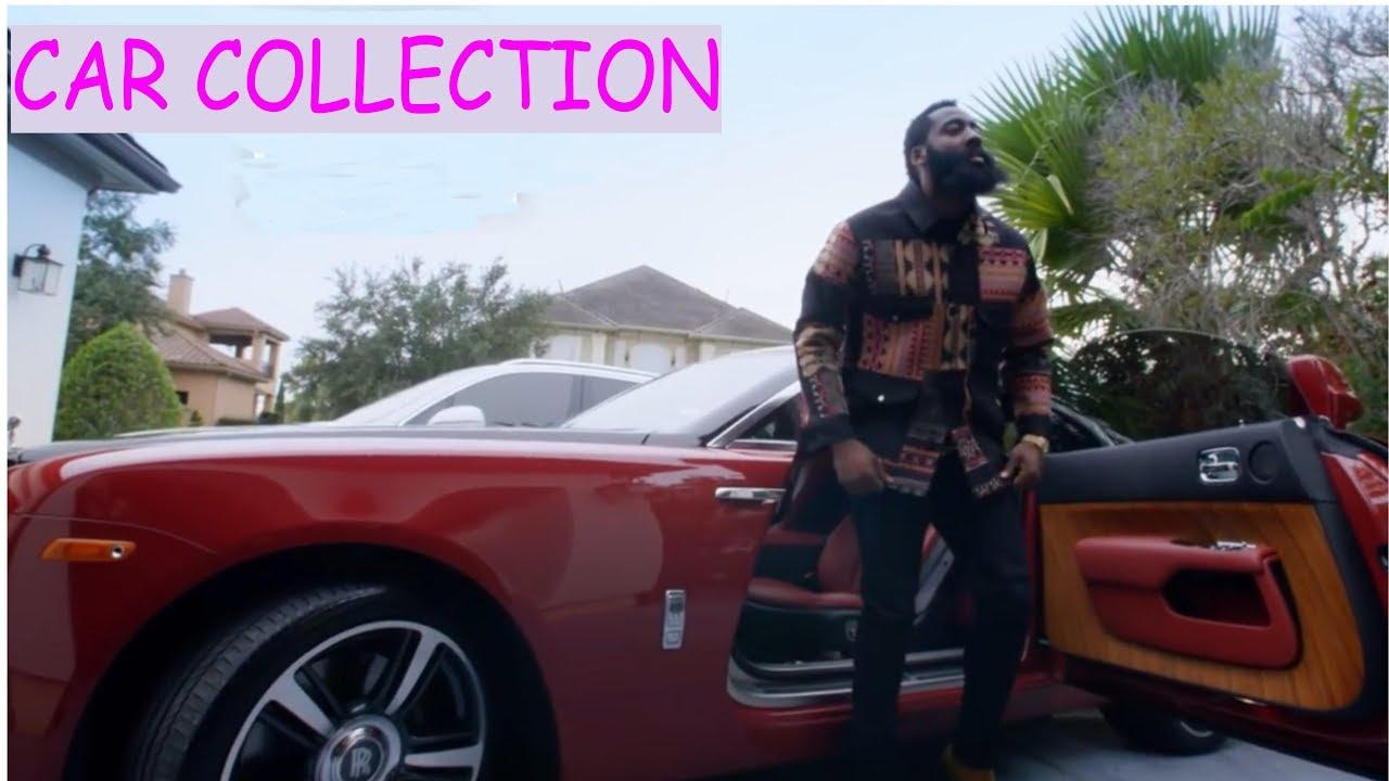 online store 7136f 6de91 James harden car collection (2018)