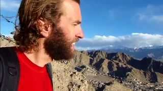 Amazing views of Leh, Ladakh, India