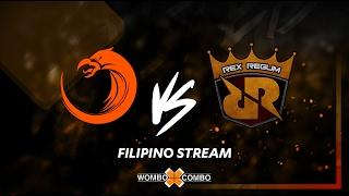 TNC vs RRQ Dota Asian Championship SEA Qualifier Game 1(Watch live at https://www.twitch.tv/womboxcombo., 2017-02-04T05:35:37.000Z)
