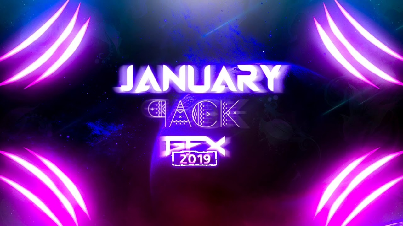 January Pack GFX 2019 (Android PC) by FacuArt's