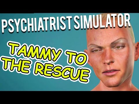 TAMMY the Part-time Therapist! Psychiatrist Simulator #1
