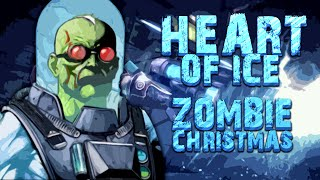 HEART OF ICE - ZOMBIE CHRISTMAS  ★ Call of Duty Zombies Mod (Zombie Games)