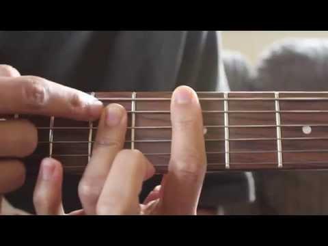 Ribbon In The Sky Guitar Tutorial - Stevie Wonder