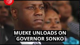 Former Nairobi Deputy Governor Jonathan Mueke unloads on Governor Sonko over dismal performance