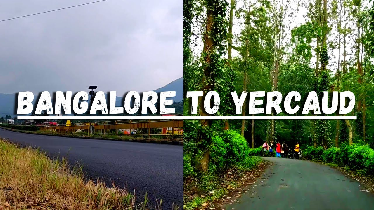 Download A Road Trip Bangalore To Yercaud After Lockdown - Part 1    Travel Vlog In Hindi    Soumya's Life