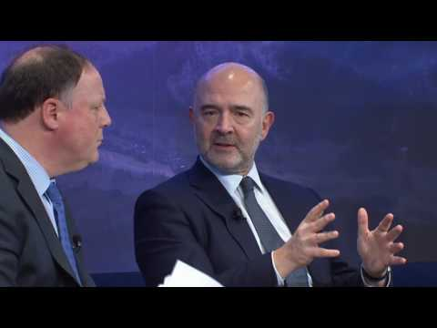 Davos 2017 - Fixing Europe's Disunion