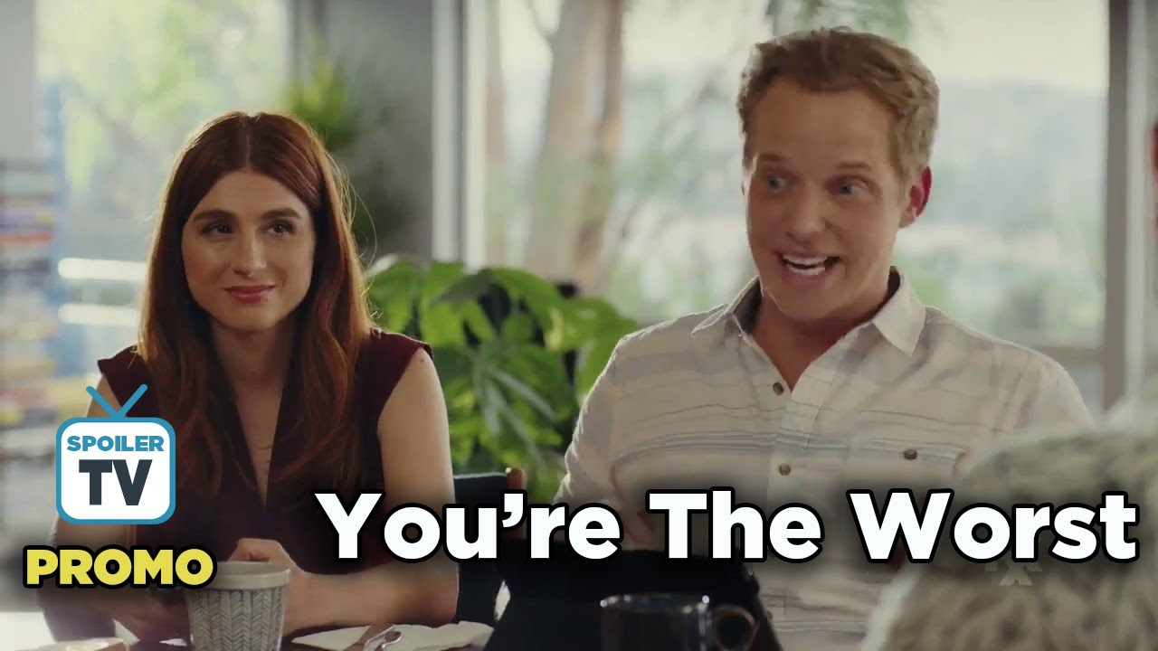 Download You're The Worst Season 5 Trailer