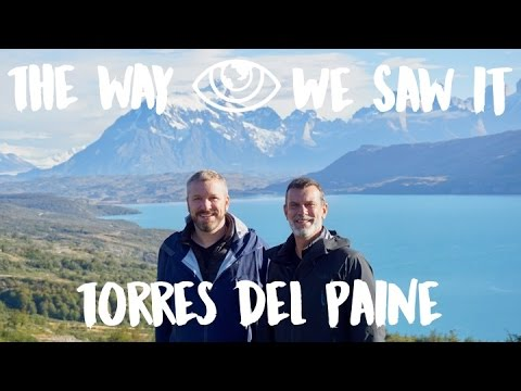 Torres del Paine in a Day / Chile Travel Vlog #85 / The Way We Saw It