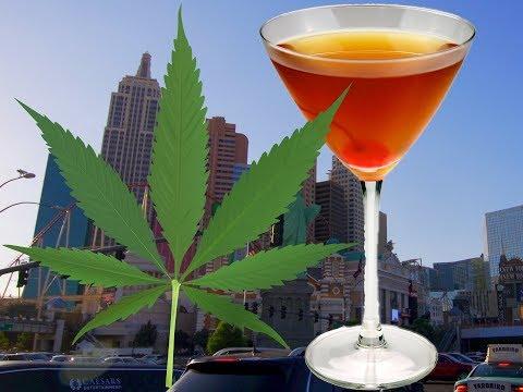 How Liquor Companies Screwed Up Pot Legalization in Nevada