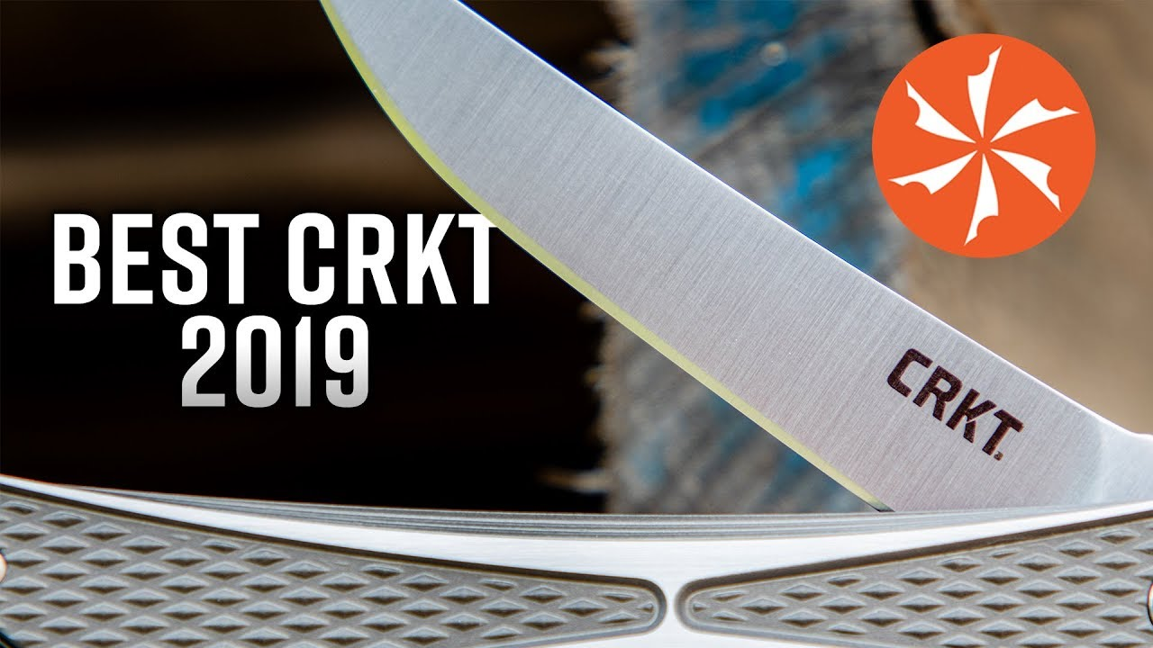 CRKT Columbia River Knives - All Models the Most Reviews