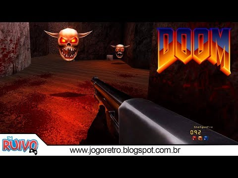 DOOM Remake 2019 Gameplay (MOD DOOM Remake 4)