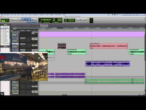 Pro Tools Tutorial: Stems - To Dip Or Not To Dip, That Is The Question