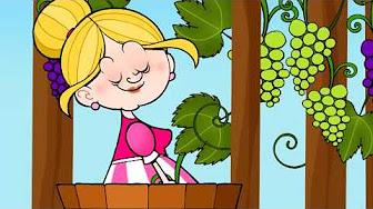 Érik a szőlő - Kerekmese