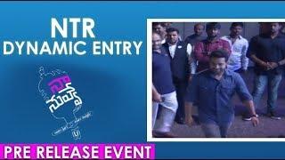 Jr Ntr Dynamic Entry @Naa Nuvve Pre Release Event|| Jr NTR || Kalyan Ram || Tamannaah| #NaaNuvve