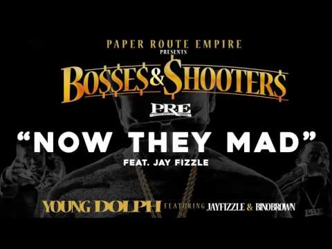 Young Dolph - Now They Mad (feat. Jay Fizzle) (Audio)