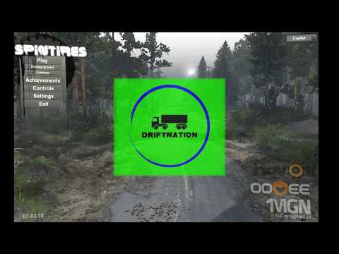 SpinTires - Old Telegraph Track