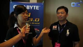 Computex 2010 - Gigabyte SATA 3 & RAID
