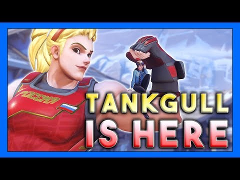 Tankgull Triple Stacking With Emongg & Dafran! - Seagull - Overwatch thumbnail
