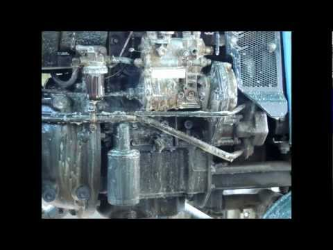 Engine Cleaning || Limpieza de Motor con Gas-oil