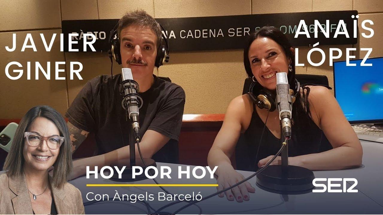 Javier Giner y Anaïs López, en Hoy por Hoy (10/06/2021)