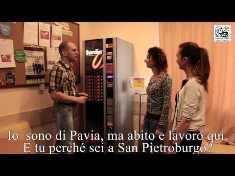 Итальянский для начинающих (1 серия)