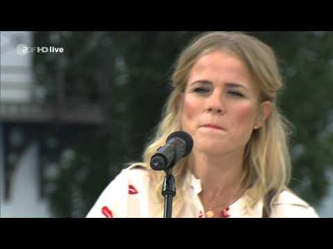 13.09.2015 Fernsehgarten - The Common...
