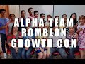 Alpha Team Romblon Growth Conference 2019