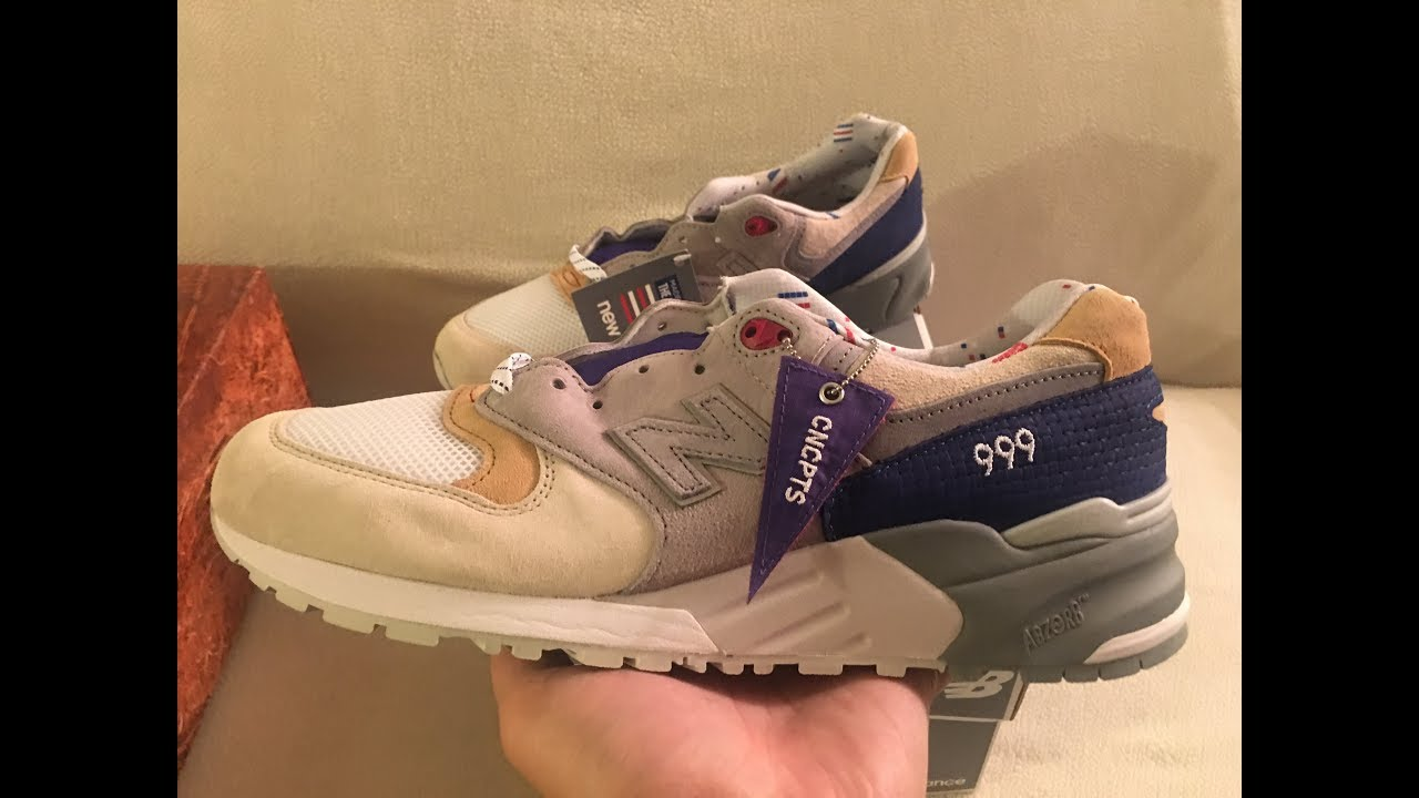san francisco 796e5 a5d1a Quick Unboxing New Balance 999 Concepts Hyannis Kennedy @newbalance @cncpts