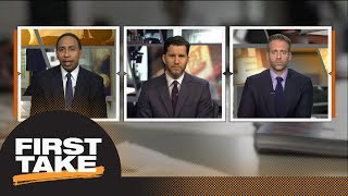 First Take reacts to Supreme Court allowing states to decide on sports betting | First Take | ESPN