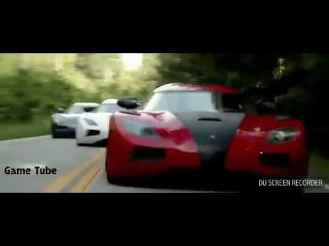 Need for Speed Race  with(ya lili)