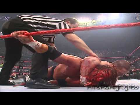 John Cena Vs Edge Vs Triple H - Backlash 2006 Highlights HD
