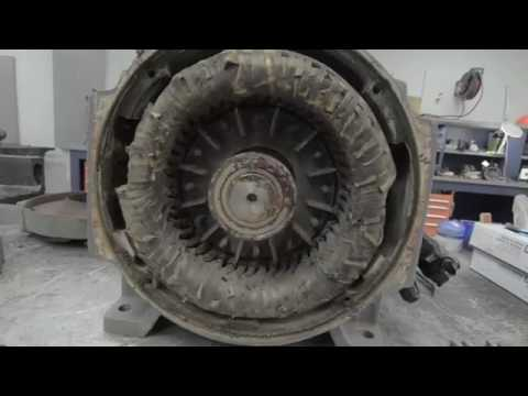 Electric Motor Repair & Rebuild Instructions - Full Repair Process