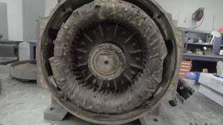 Electric Motor Repair & Rebuild Instructions - Full Repair Process