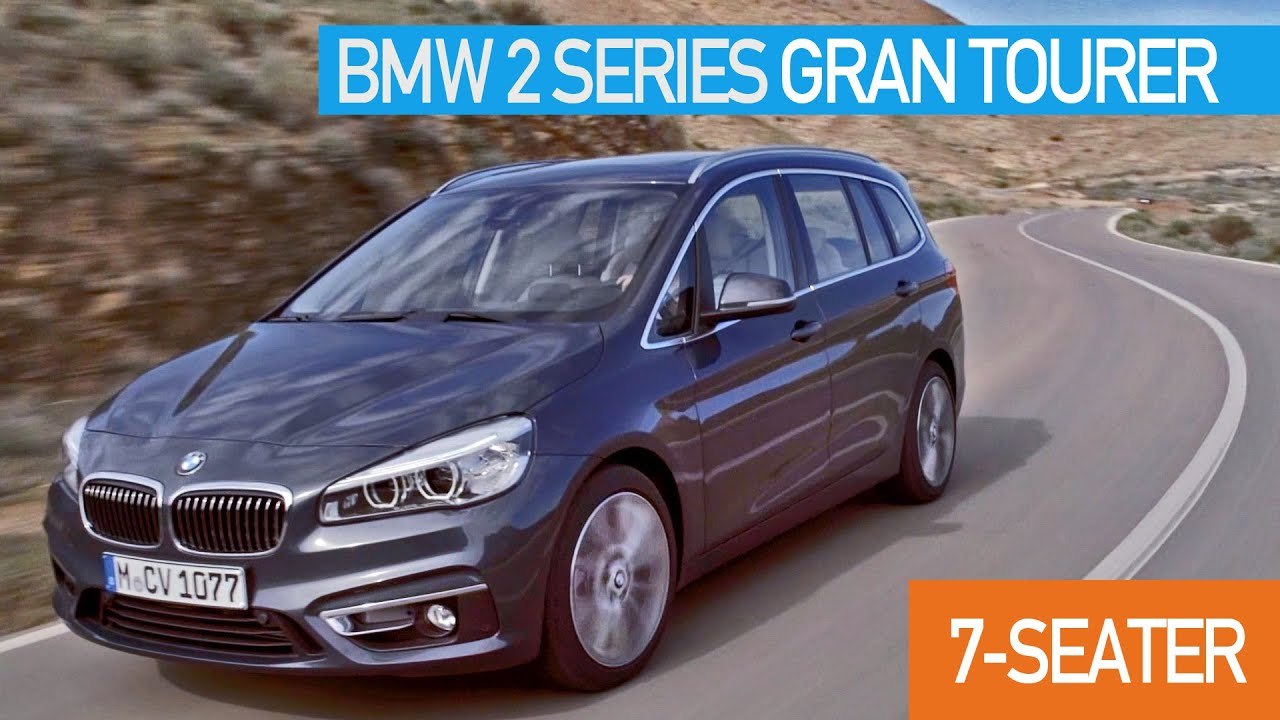 BMW Series Gran Tourer Seater YouTube - 2015 bmw 8 series price