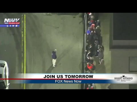 FNN: Boston Red Sox return home after winning the World Series; Scottsdale 'Service of Hope'