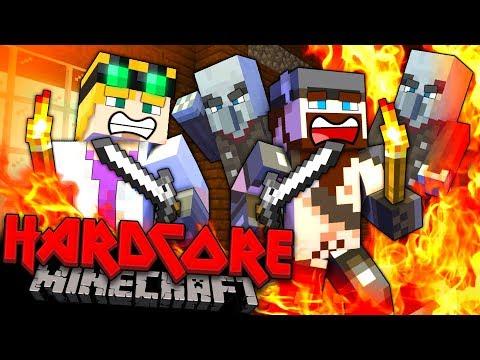 Minecraft Hardcore - BURN IT DOWN #20