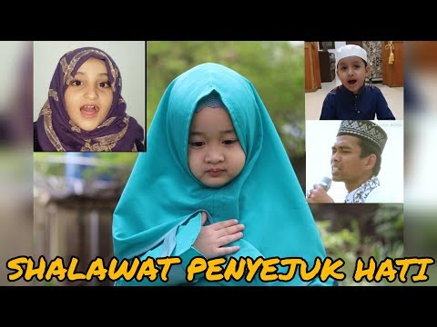 AISHWA NAHLA Feat UAS Muhammad Hadi,aliyah Husein- Medley Shalawat