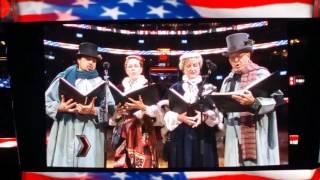Toronto Raptors National Anthems 12/20/16