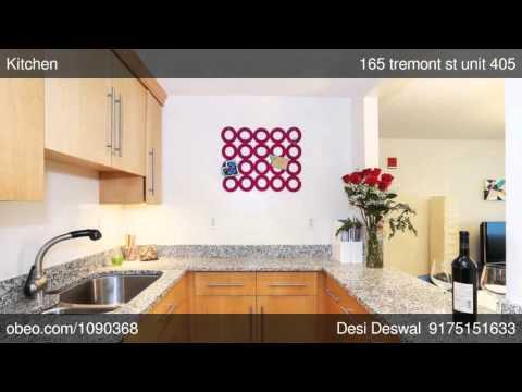 165 Tremont St Unit 405 Boston MA 02111 - Desi Deswal