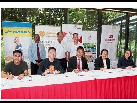BookDoc Latest Reward partners; YTL Spa Village, oBike, dimsum and Brooks