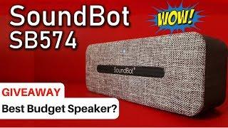 SoundBot SB574 Bluetooth Speaker Review in Hindi - Best budget speaker below ₹2000...