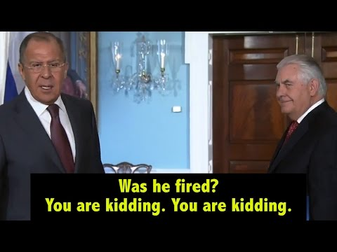 Russia's WEIRD Reaction To Comey Getting Fired | What's Trending Now!