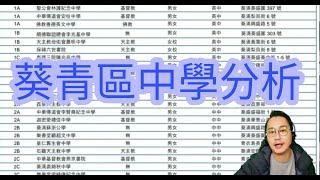 Publication Date: 2021-01-08 | Video Title: 葵青區中學分析